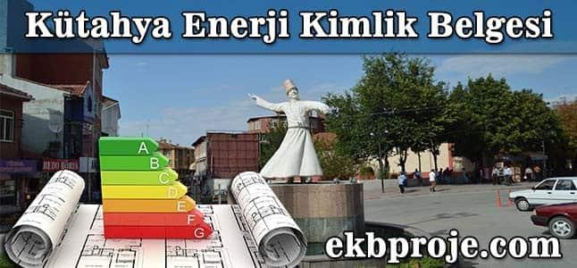 Kütahya Enerji Kimlik belgesi