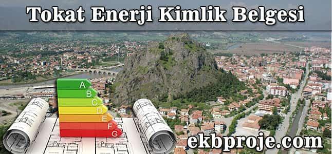Tokat Enerji Kimlik belgesi