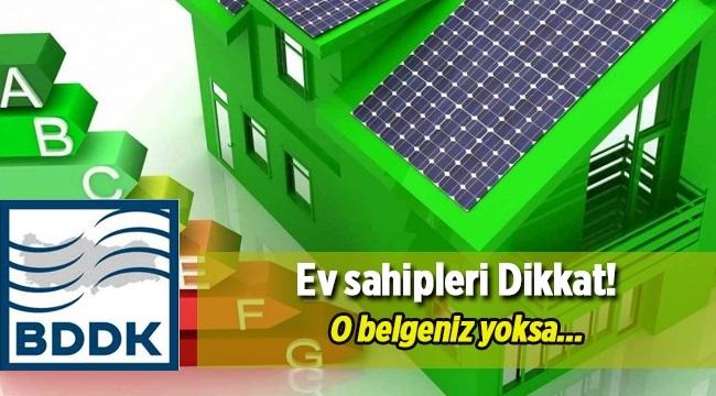 enerji kimlik belgesi konutlarda kredi indirimi