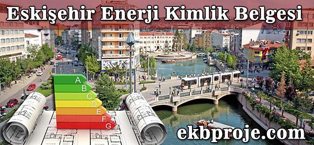 Eskişehir Enerji Kimlik belgesi