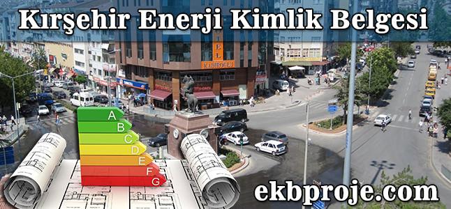 Kırşehir Enerji Kimlik belgesi