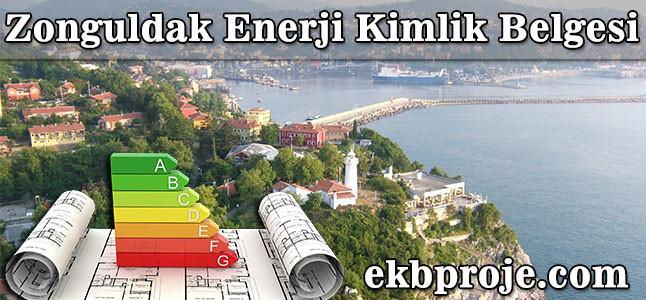 Zonguldak  Enerji Kimlik Belgesi