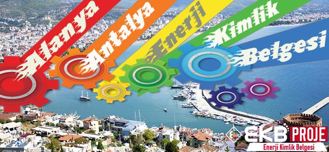Alanya Antalya Enerji Kimlik Belgesi